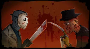 freddie-vs-jason_fan-art
