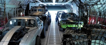 Sneaks Furious Cars