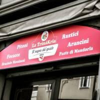 I sei prodotti 'delizia' della rosticceria siciliana messinese e catanese