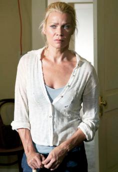 Andrea (Laurie Holden) - The Walking Dead - Season 3, Episode 10 - Photo Credit: Gene Page/AMC