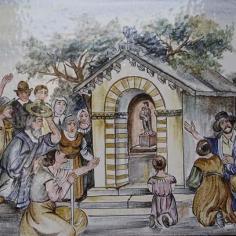 Piccolo tempio alla Madonna
