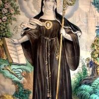 La preghiera di santa Gertrude per liberare mille anime dal Purgatorio