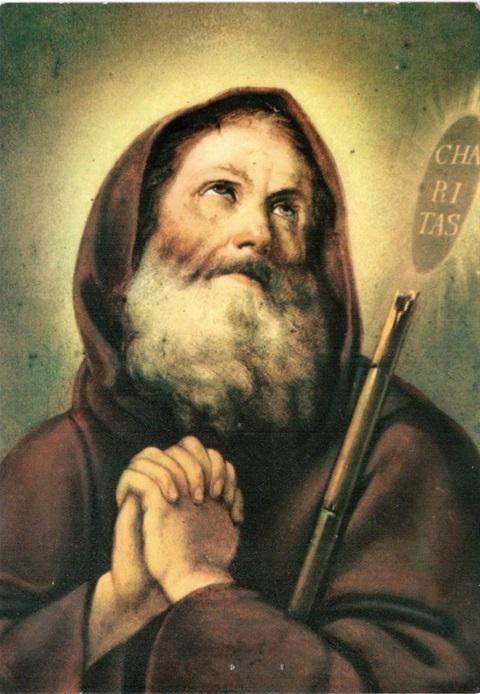 Preghiera a san francesco di paola per le grazie necessarie al