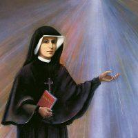 Preghiera di guarigione di santa Faustina Kowalska