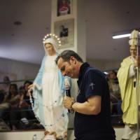 Sabato sera a Pontida, durante la 'Scuola di Gesù' di Dario Gritti, ho ricevuto una grazia spirituale